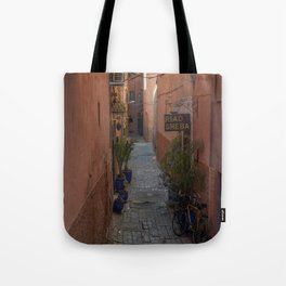 To the Riad (Marrakech) Tote Bag