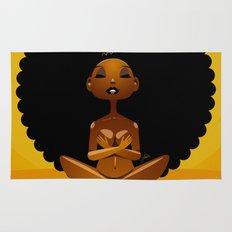 Spiritual AfroGirl Rug
