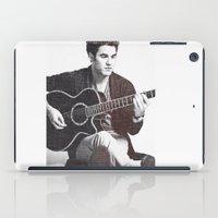 darren criss iPad Cases featuring Darren Criss by kltj11