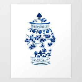 Ginger Jar II Art Print