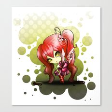 Valentina Canvas Print