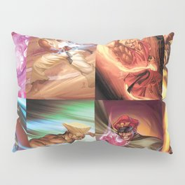 Street Fighter Favorites Pillow Sham