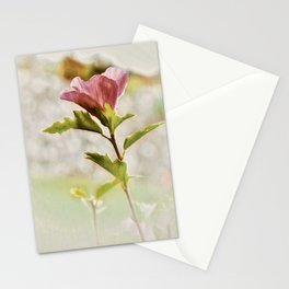 A fresh start Stationery Cards
