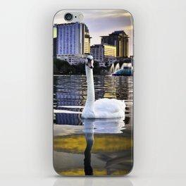 Lake Eola - Orlando, FL iPhone Skin