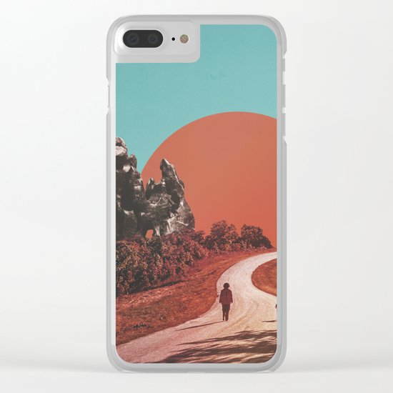 The Walk Clear iPhone Case