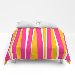 Chewy Candy Stripes Comforters