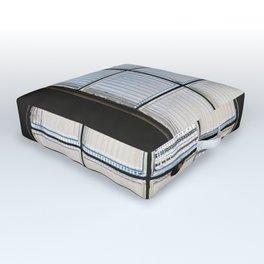 Glass Block Window Outdoor Floor Cushion