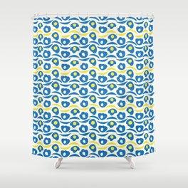 Geometrical Matisse 3 Shower Curtain