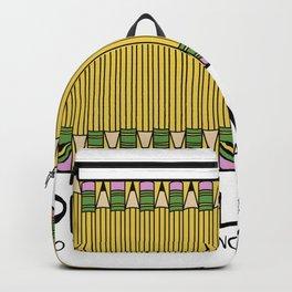 Pencil Pennsylvania Backpack