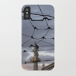 Wired Sky iPhone Case