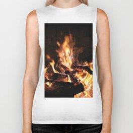 Campfire. Biker Tank