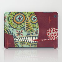 happy birthday iPad Cases featuring Happy Birthday by Santiago Uceda