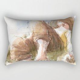 Countryside Nap Rectangular Pillow