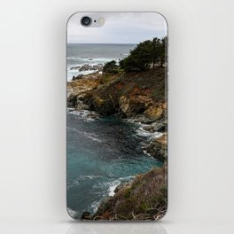 California Coastline iPhone Skin