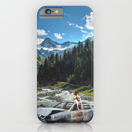 Gabriela's Robin Dream iPhone & iPod Case