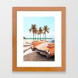 Copacabana Framed Art Print