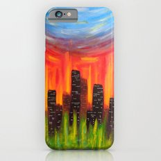 City Of Fire iPhone 6s Slim Case