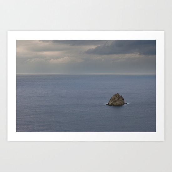 Seascape 230 Art Print