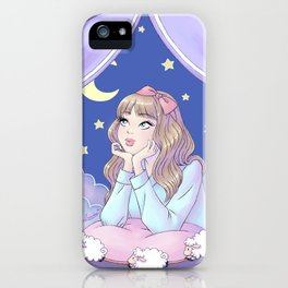 Night Dreamer iPhone Case