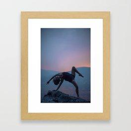 Spanda Framed Art Print