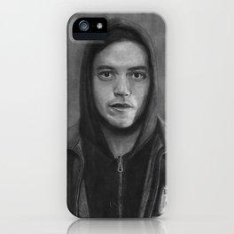 Elliot Alderson iPhone Case