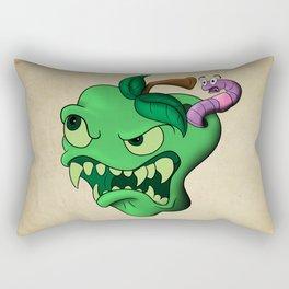 Apple New school Rectangular Pillow