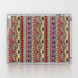 Hippie Chick IV Laptop & iPad Skin