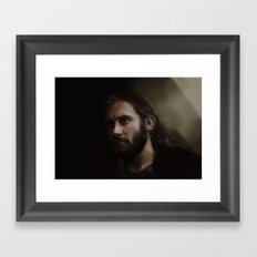 the Other Brother Framed Art Print