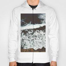 SEA - NATURE - OCEAN - WAVES - WATER Hoody
