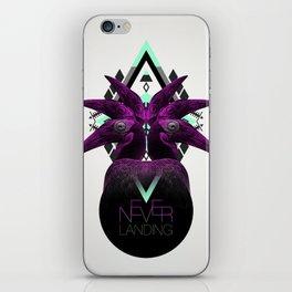 ::Never Landing:: iPhone Skin