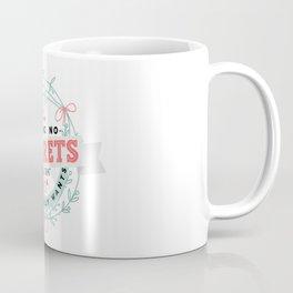 Night Changes Coffee Mug