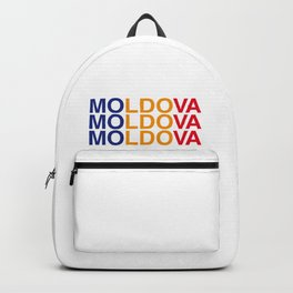 MOLDOVA Backpack