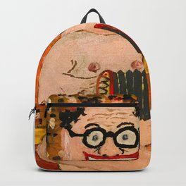 Wiggly Field Backpack