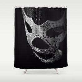 El Luchador - The Wrestler Shower Curtain