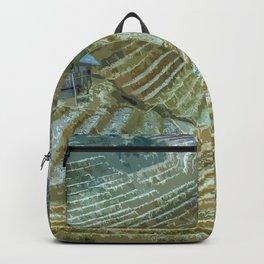 Rice Field Landscape Backpack