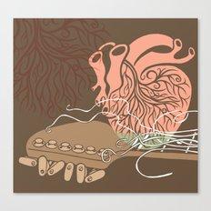 THE SOUND - ANALOG zine Canvas Print