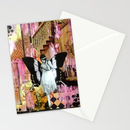 Something in What Feels Like Forever Stationery Cards