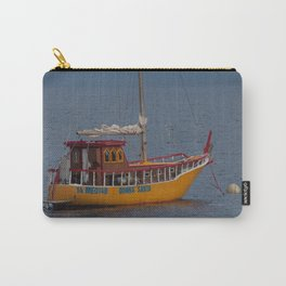 Italian Fishing Boat Carry-All Pouch
