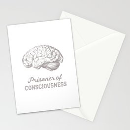 Prisoner of Consciousness II Stationery Cards