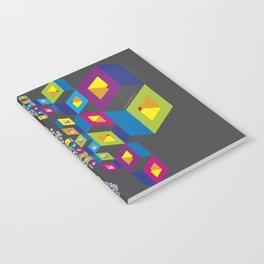 Socialization Colors Notebook