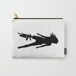Cherry / Planet Terror Carry-All Pouch