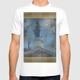 Rome Statues 2 T-shirt