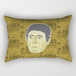 Dr Carl Hill - Re-Animator Rectangular Pillow