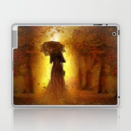 Be my autumn Laptop & iPad Skin