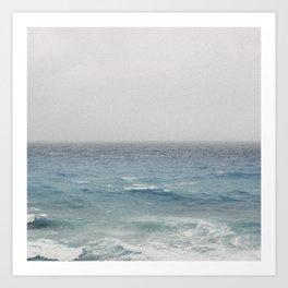 La Mar Art Print