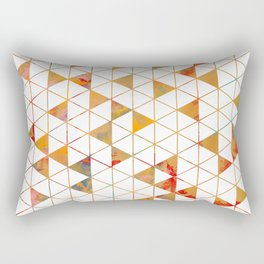 Isometric Rectangular Pillow