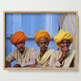 Turban Legends Serving Tray