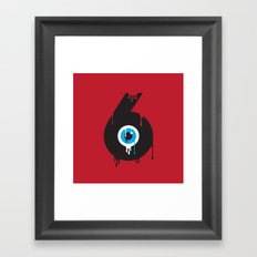 Paint your Society Framed Art Print