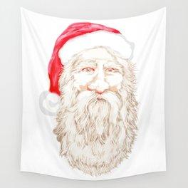 Santa Claus Wall Tapestry