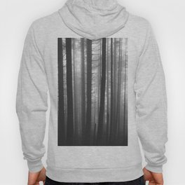 Into the Mist - BW Hoody